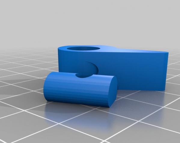 mk7球形挤出机 3D模型  图12