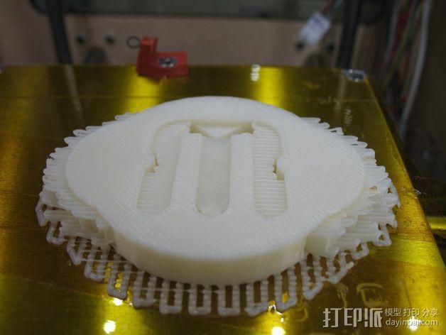 可分解的齿轮箱 3D模型  图4