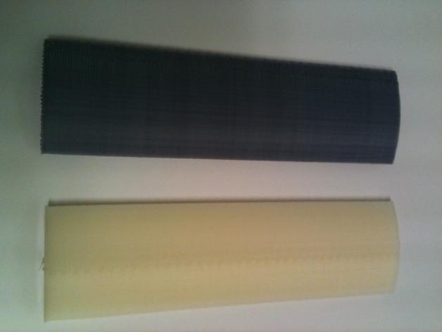 线材上色装置底座 3D模型  图3