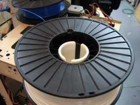 丝线轴架 3D模型