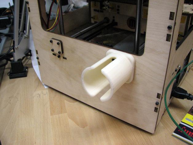 丝线轴架 3D模型  图3
