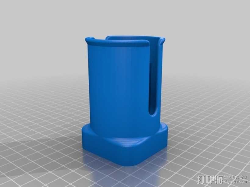 丝线轴架 3D模型  图6