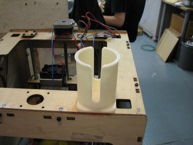 丝线轴架 3D模型  图5