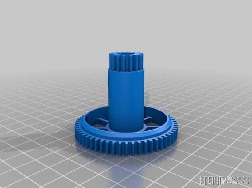 机械钟 3D模型  图24