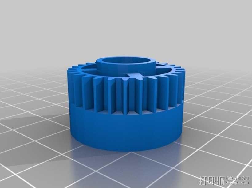 机械钟 3D模型  图27