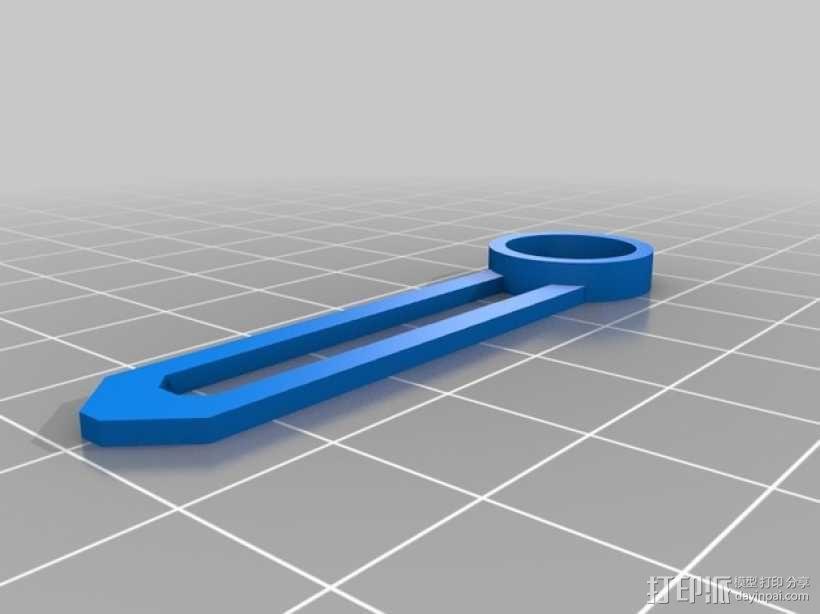 机械钟 3D模型  图33