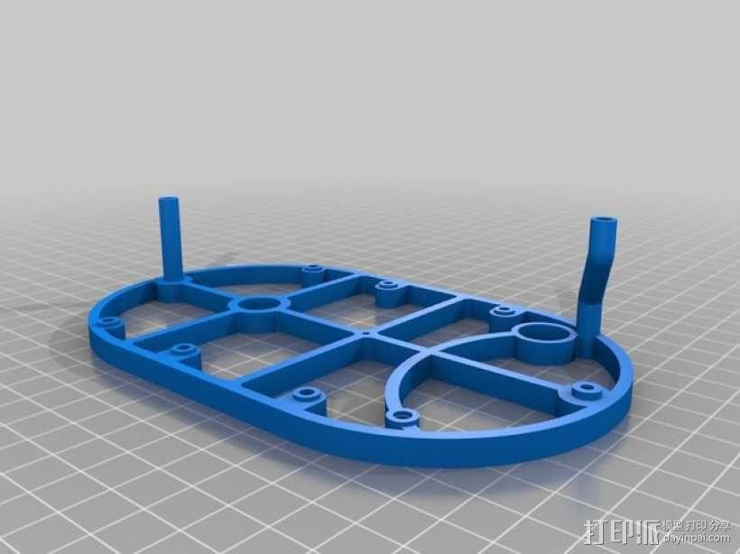 机械钟 3D模型  图37