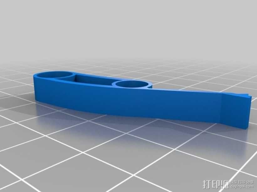 机械钟 3D模型  图39