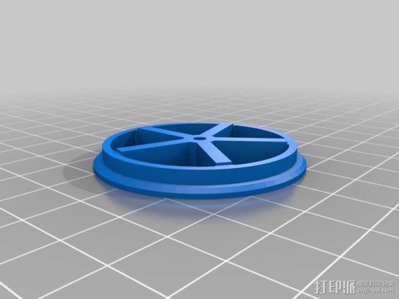机械钟 3D模型  图41