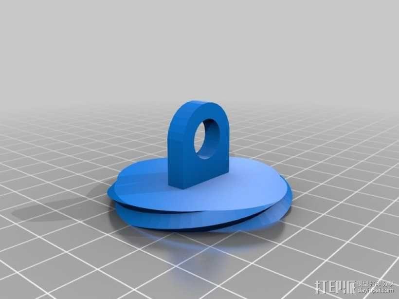 机械钟 3D模型  图43