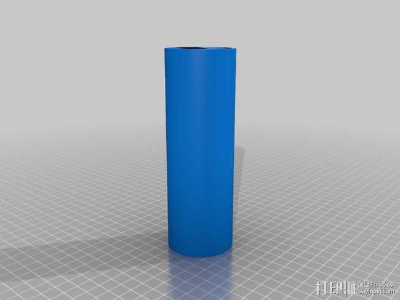 机械钟 3D模型  图44