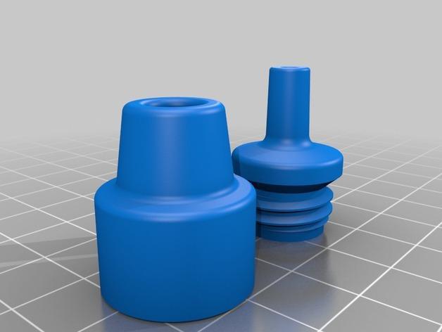 线材除尘器 3D模型  图2