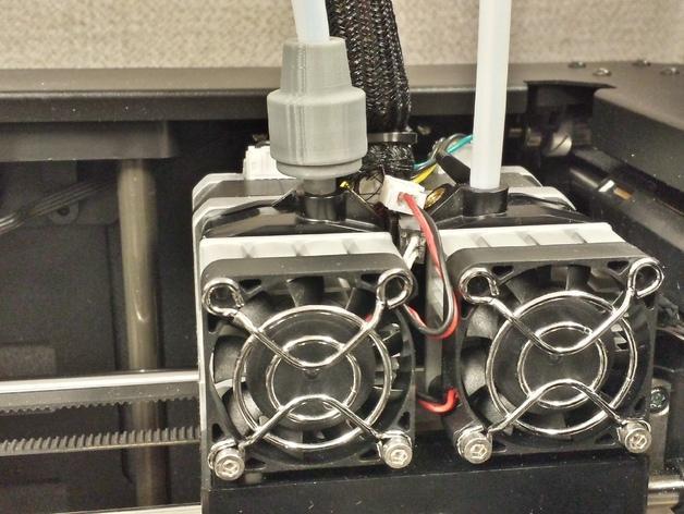 线材除尘器 3D模型  图3