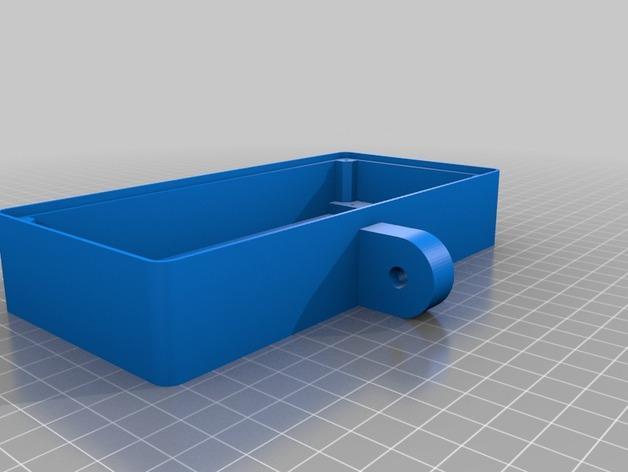 Lyman/Mulier线材挤出机V5 3D模型  图2