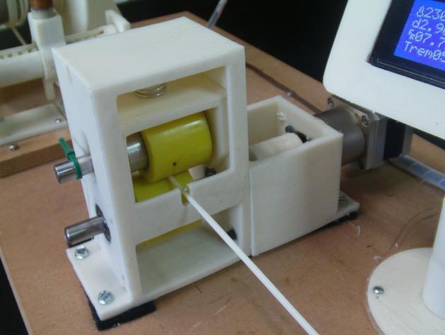 Lyman/Mulier线材挤出机V5 3D模型  图11