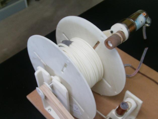 Lyman/Mulier线材挤出机V5 3D模型  图13