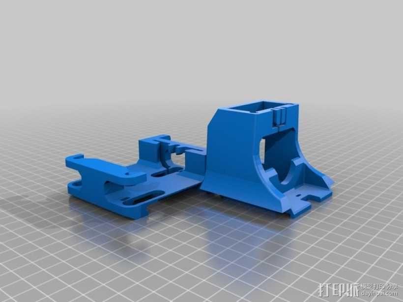 Reprap Sid 3D打印机 3D模型  图2