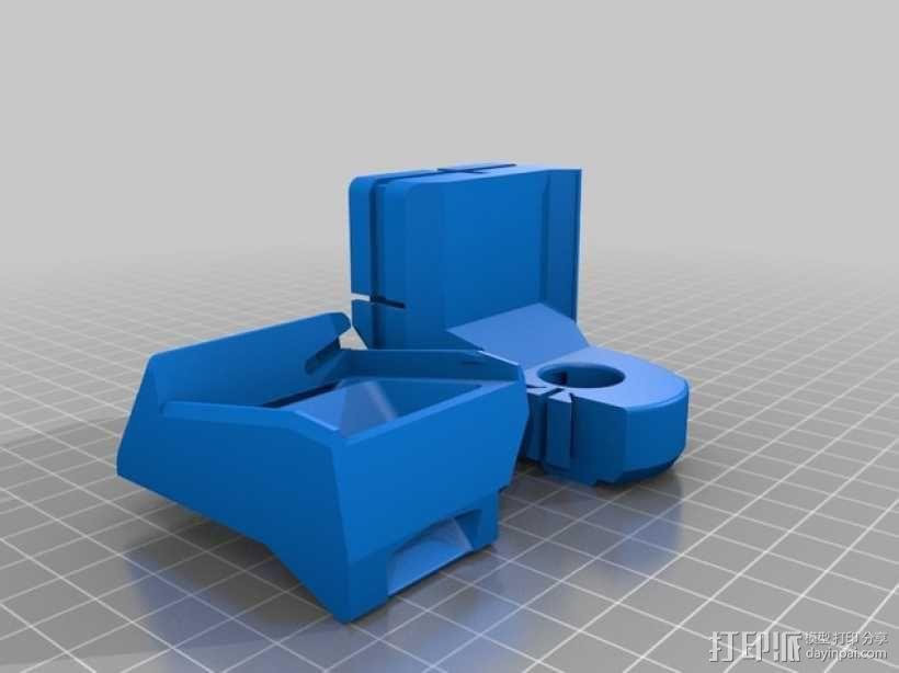 Reprap Sid 3D打印机 3D模型  图5