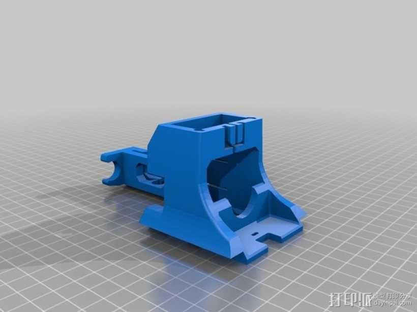 Reprap Sid 3D打印机 3D模型  图3