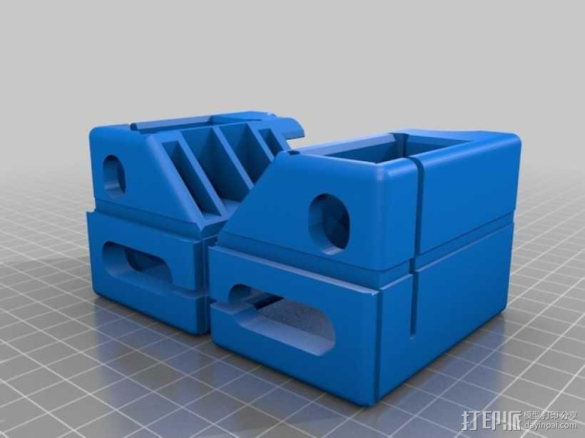 Reprap Sid 3D打印机 3D模型  图8