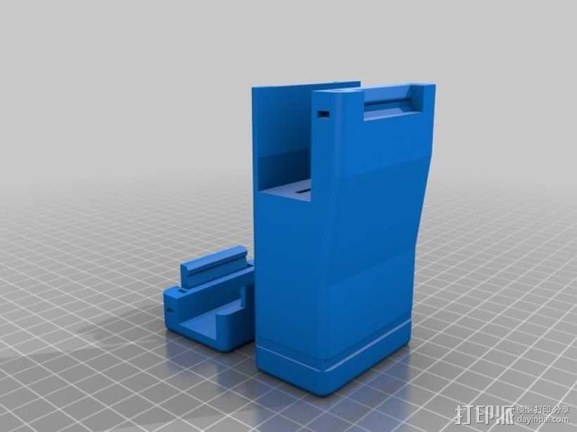 Reprap Sid 3D打印机 3D模型  图7