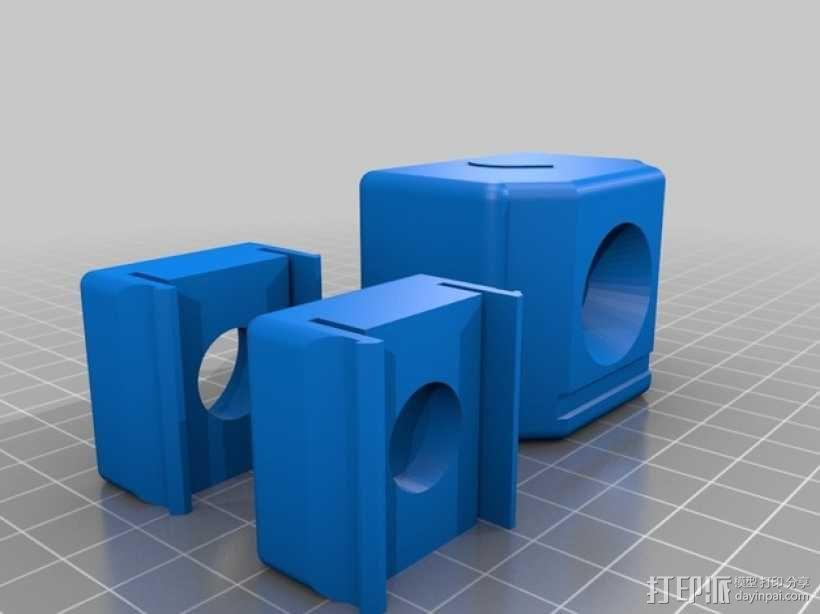 Reprap Sid 3D打印机 3D模型  图10