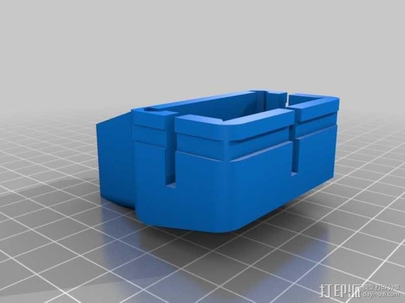 Reprap Sid 3D打印机 3D模型  图9