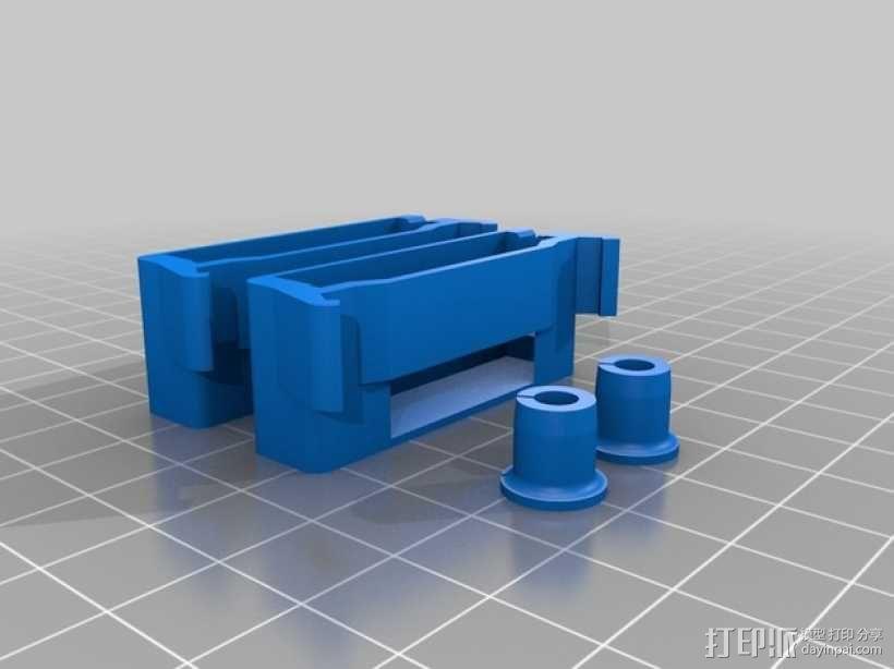 Reprap Sid 3D打印机 3D模型  图11