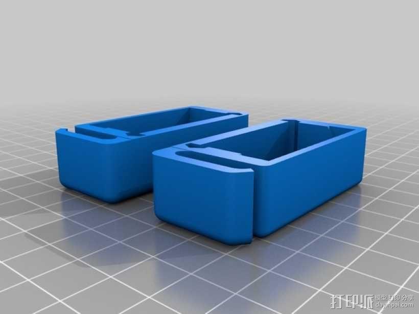 Reprap Sid 3D打印机 3D模型  图12