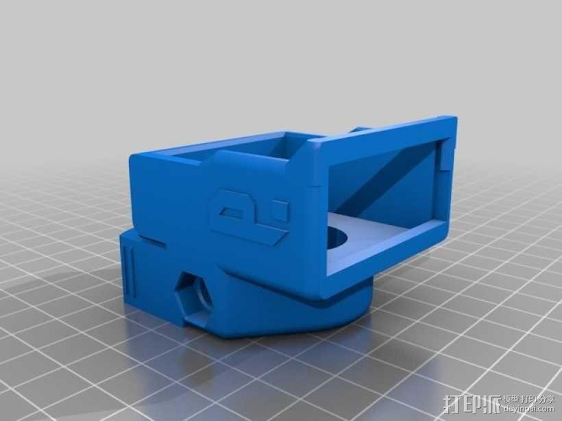 Reprap Sid 3D打印机 3D模型  图17