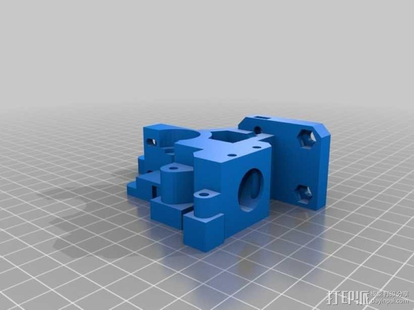 Prusa i3 3D打印机 3D模型  图2