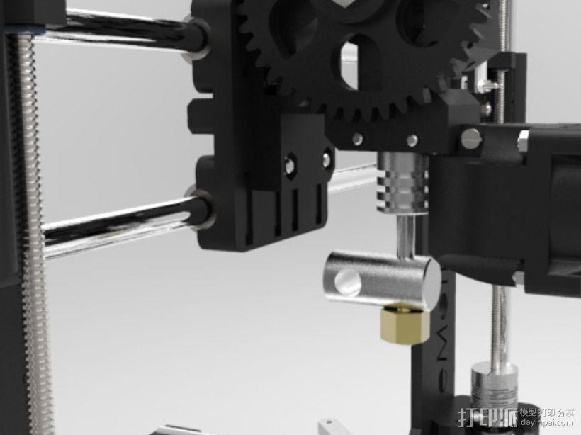 Prusa i3 3D打印机 3D模型  图5