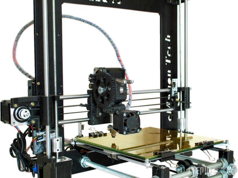 Prusa i3 3D打印机 3D模型  图6