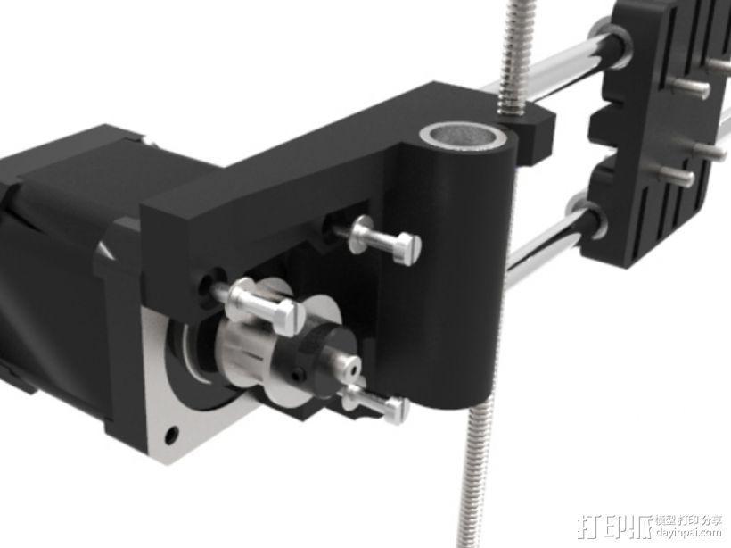 Prusa i3 3D打印机 3D模型  图10