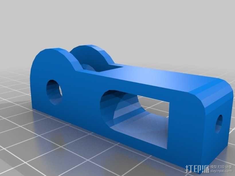 Prusa i3 3D打印机 3D模型  图14