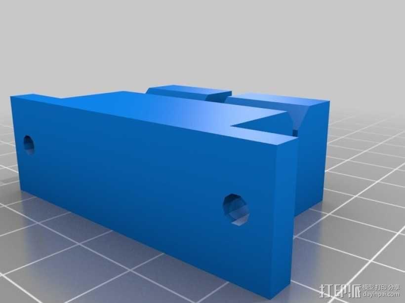 Prusa i3 3D打印机 3D模型  图15