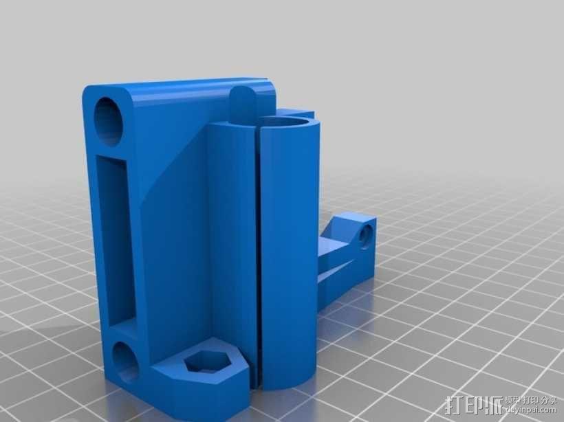 Prusa i3 3D打印机 3D模型  图17