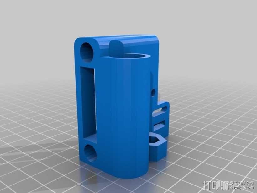Prusa i3 3D打印机 3D模型  图16
