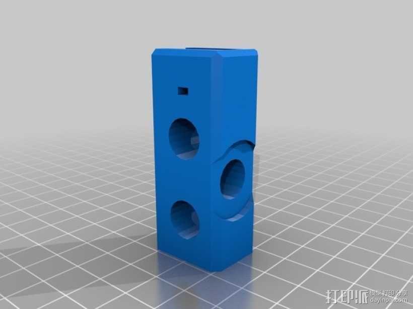 Prusa i3 3D打印机 3D模型  图18