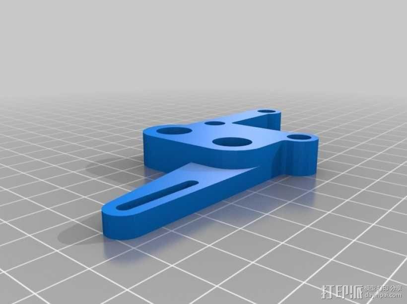 Prusa i3 3D打印机 3D模型  图19