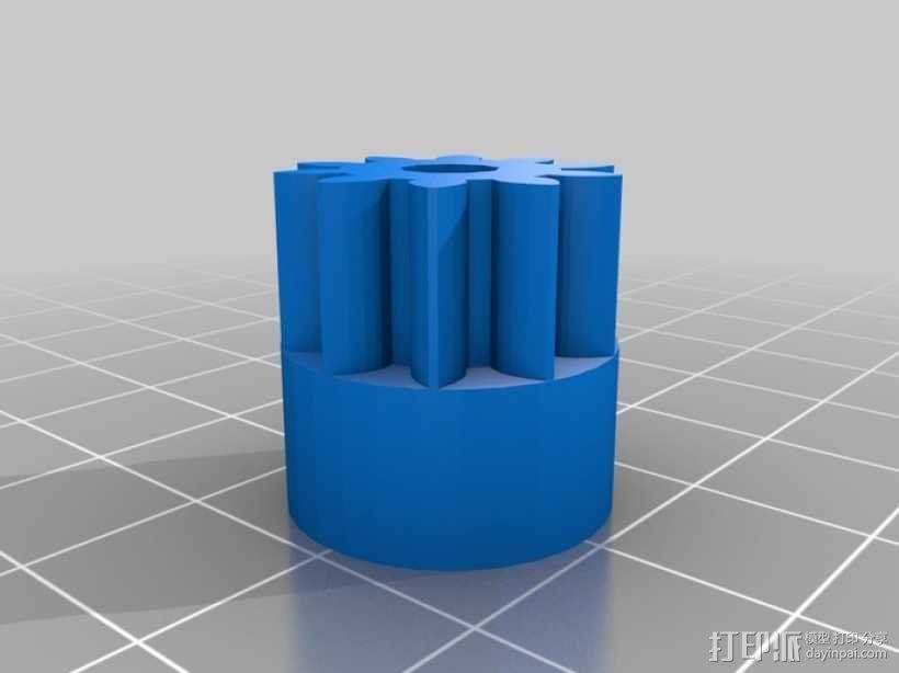 Prusa i3 3D打印机 3D模型  图20