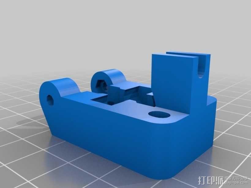 Prusa i3 3D打印机 3D模型  图24