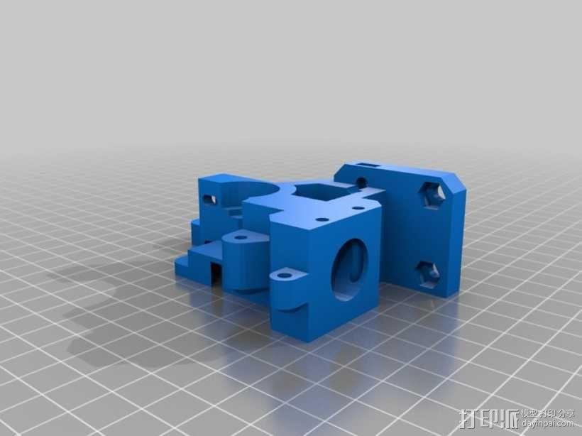 Prusa i3 3D打印机 3D模型  图23