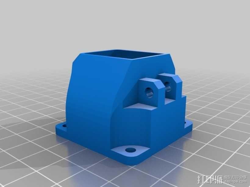 Prusa i3 3D打印机 3D模型  图26