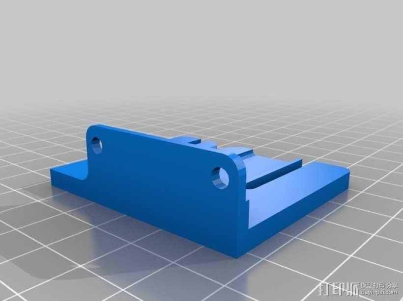 Prusa i3 3D打印机 3D模型  图25