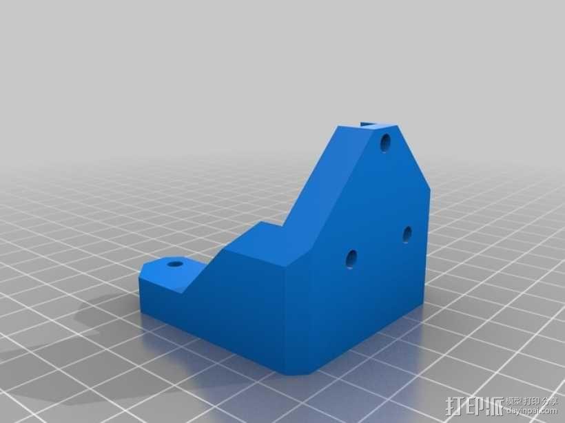 Prusa i3 3D打印机 3D模型  图28
