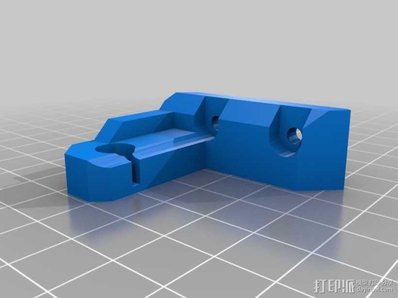 Prusa i3 3D打印机 3D模型  图29
