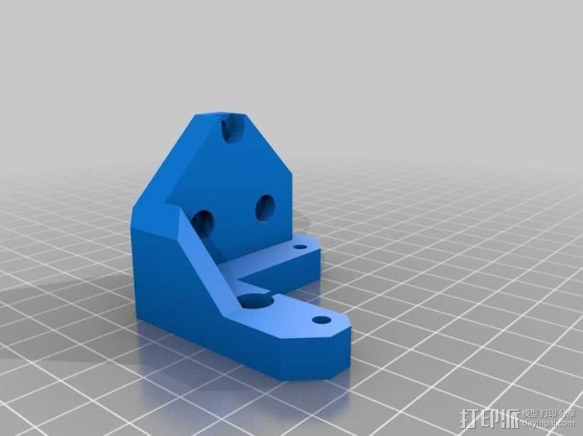 Prusa i3 3D打印机 3D模型  图27