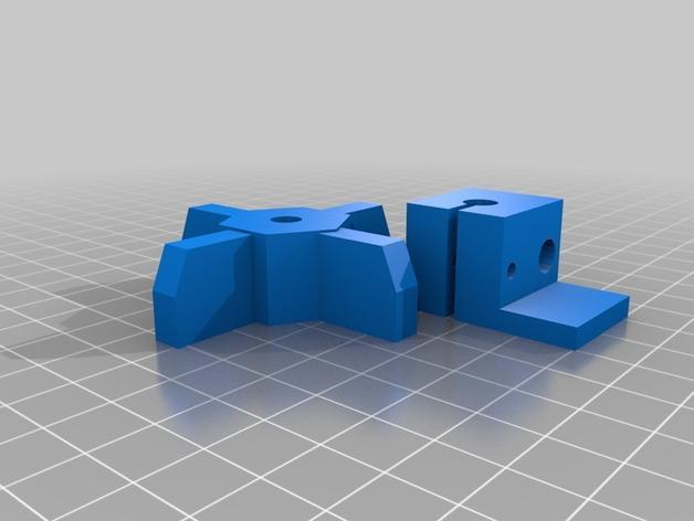 RepRap TinkerBot 3D打印机 3D模型  图13