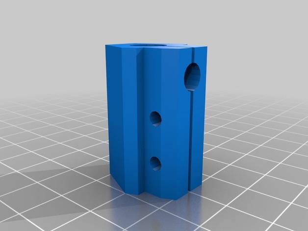 RepRap TinkerBot 3D打印机 3D模型  图14